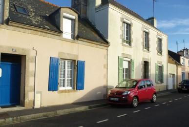 location maison de pecheur le Guivinec finistère 29